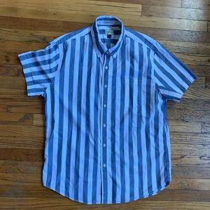 J. Crew Classic Fit Button Up Short Sleeve Shirt